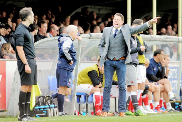 This Is Lancashire: Stanley boss James Beattie