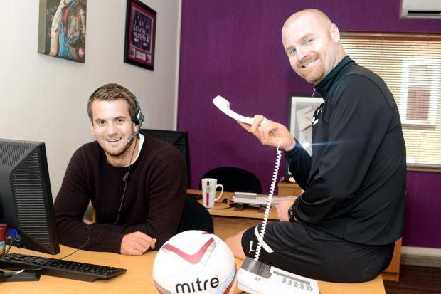 Burnley boss Sean Dyche made Tom Heaton one of a number of successful signings last summer