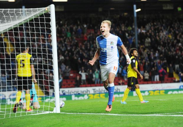 This Is Lancashire: Jordan Rhodes