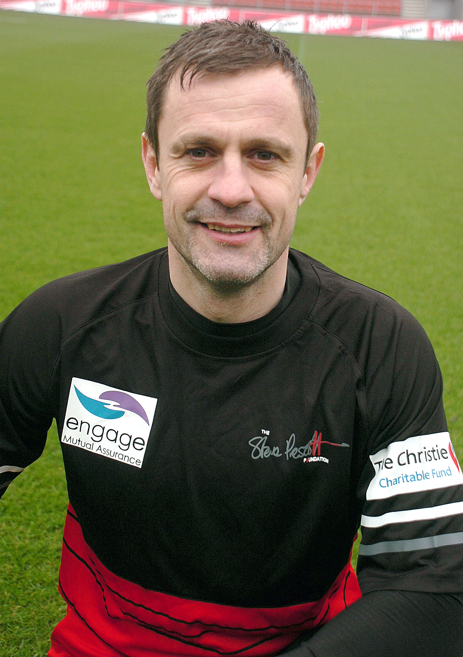 Former English international rugby league star Steve Prescott, who lost a seven-year battle with cancer in November last year