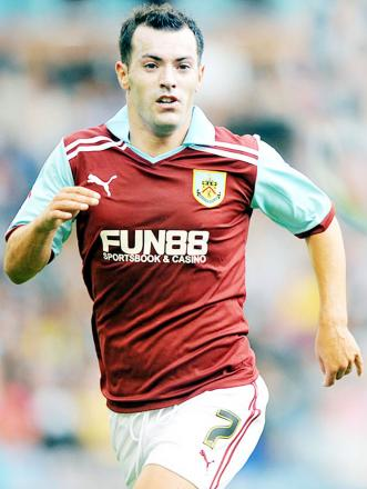 Fitness boost for Burnley winger Wallace