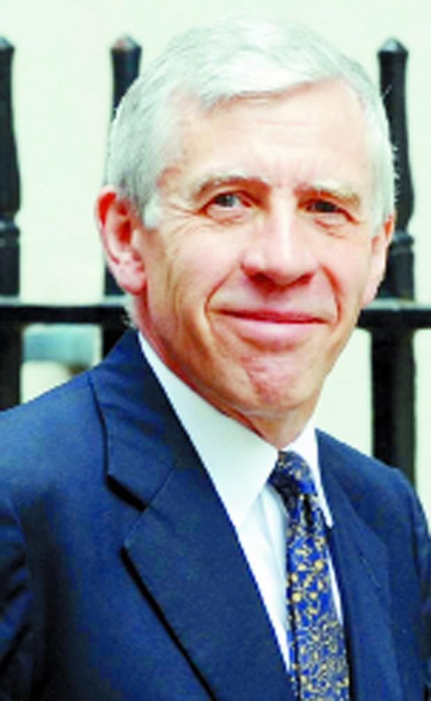 This Is Lancashire: Jack Straw