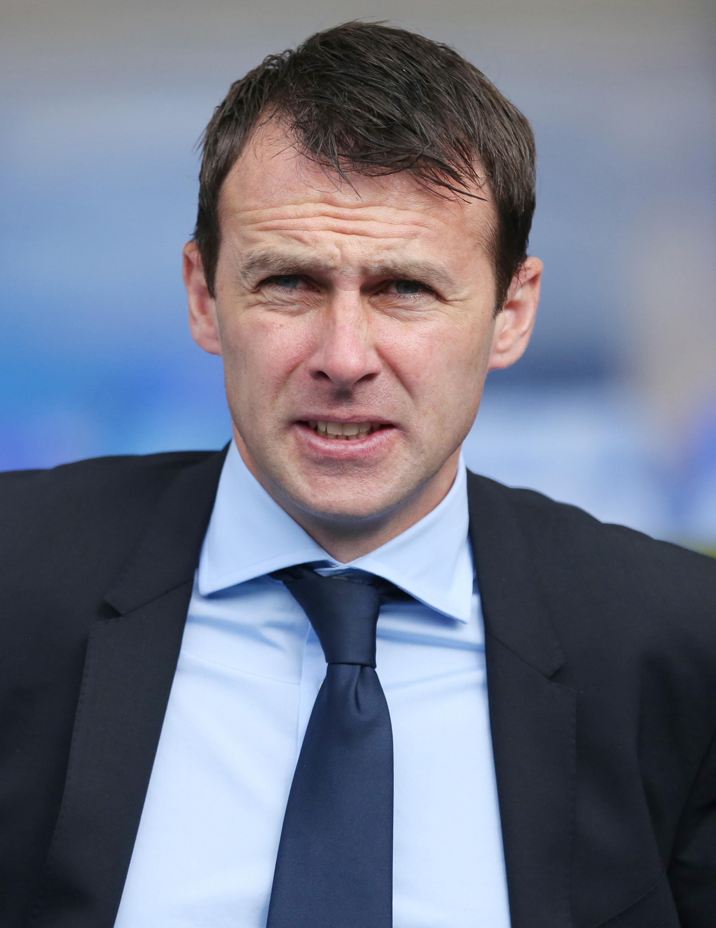Dougie Freedman is delighted things are starting to take shape