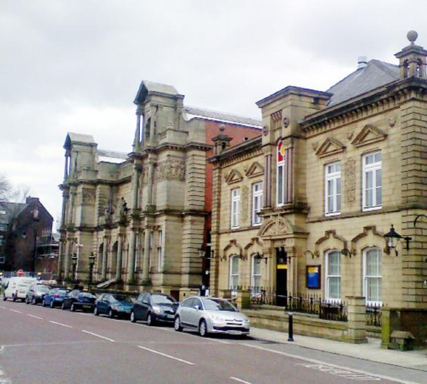 Bury Art Gallery and Library