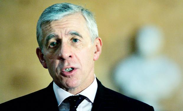 This Is Lancashire: MP Jack Straw