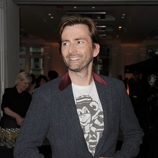 David Tennant starred in Broadchurch, which has come top of a TV poll