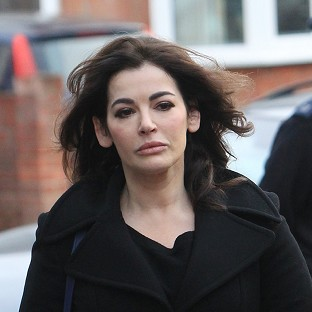 Nigella Lawson has said she hates conflict despite her acrimonious split from Charles Saatchi hogging the headlines.