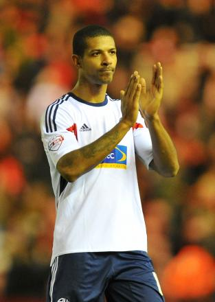 Jermaine Beckford is facing a longer lay-off than expected