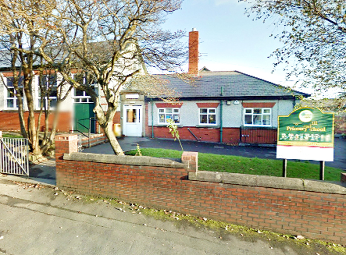 Ightenhill Primary School has raised standards