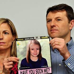 Kate and Gerry McCann have been refused permission to give evidence in a libel trial, a source said.