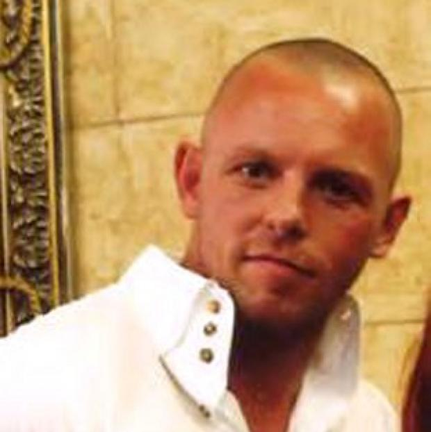 This Is Lancashire: Mark Denton died in hospital after he was seriously injured at a party in Hartlepool. (Cleveland Police)