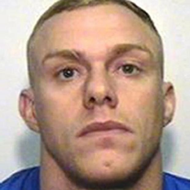 This Is Lancashire: Lee Willis, one of Britain's most-wanted criminals, who was thought to be hiding in Spain, has been arrested in Bolton (PA/National Crime Agency)