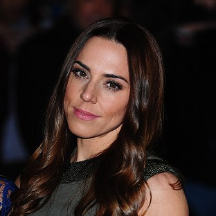 Mel C was photographed out with DJ Greg Burns