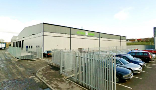 The firm on Roman Road Industrial Estate