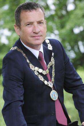 Cllr Stephen Laycock