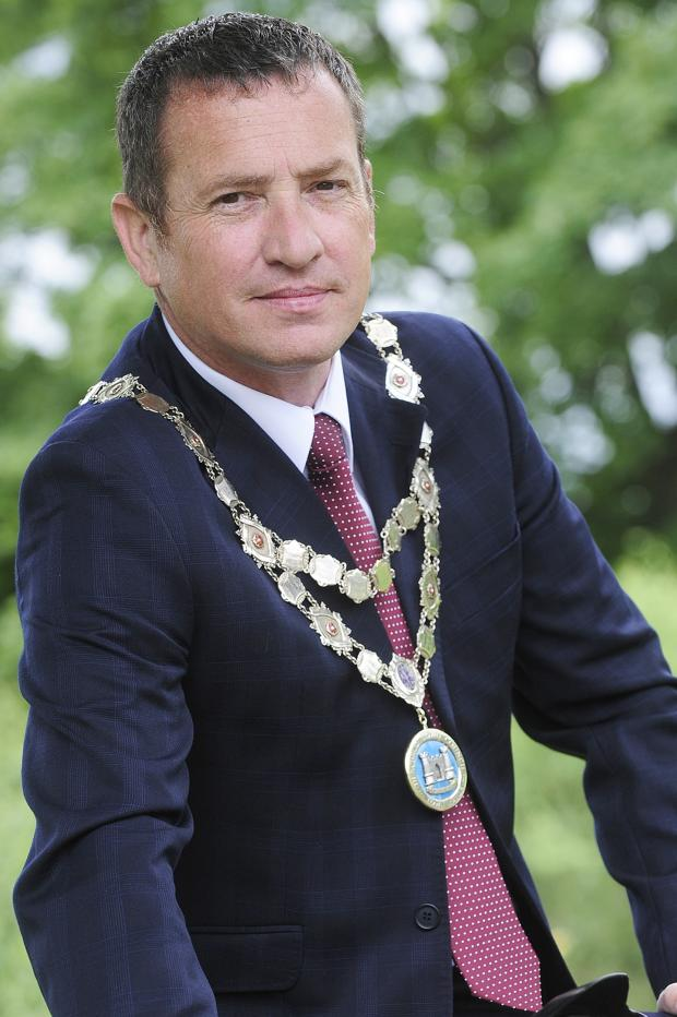 This Is Lancashire: Cllr Stephen Laycock