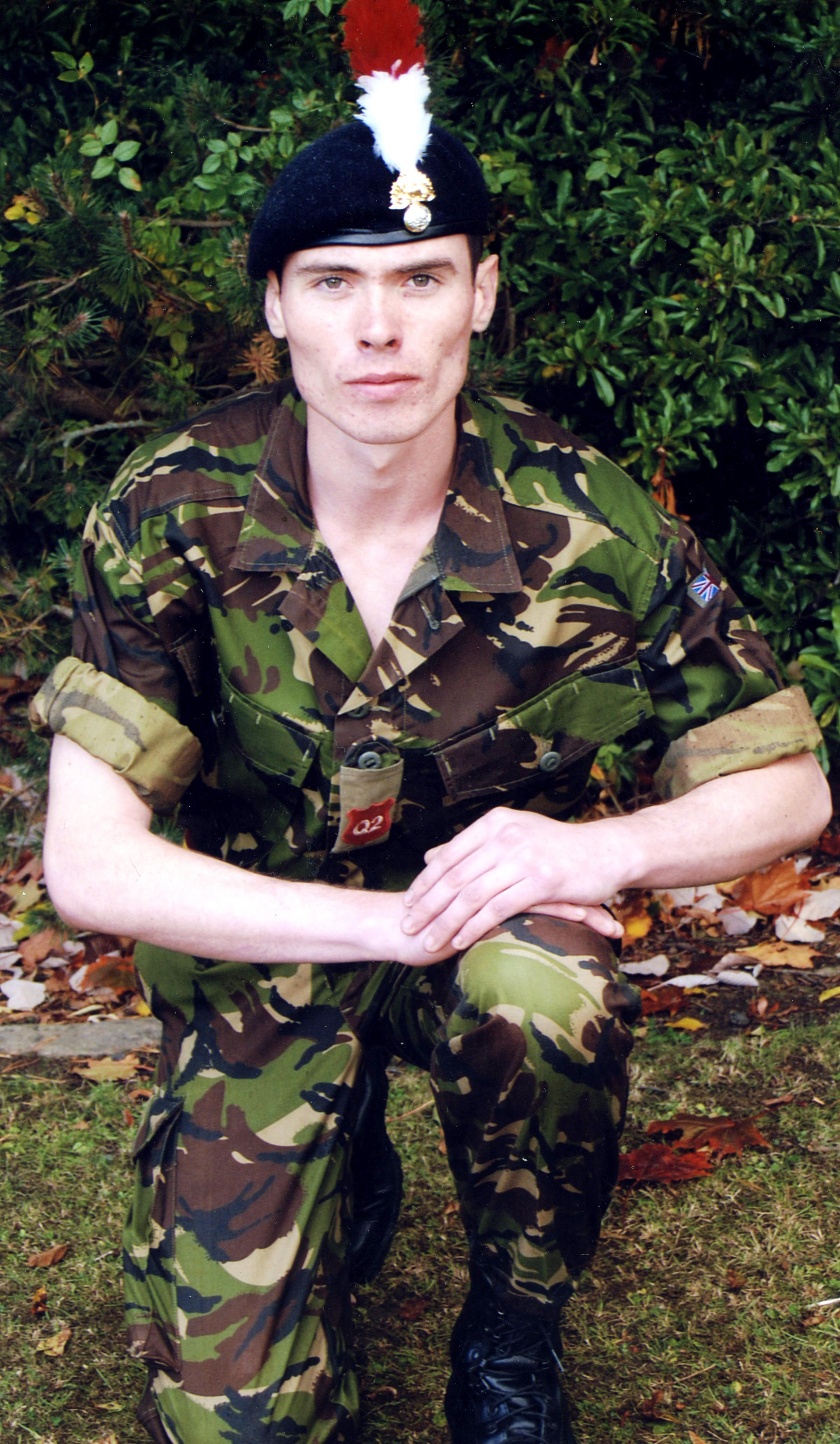 Death crash soldier's inquest adjourned