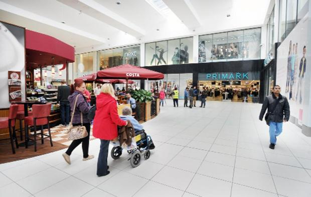 Blackburn Mall spending up - but fewer visiting