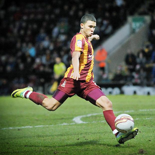 This Is Lancashire: Nahki Wells is a Burnley target