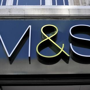 This Is Lancashire: Marks and Spencer has admitted that its clothing and homewares division continued to struggle.