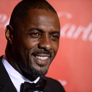 Idris Elba is nominated for two Golden Globes
