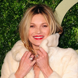 Kate Moss turns 40 later this month