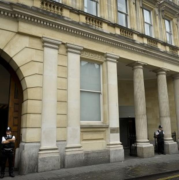 This Is Lancashire: Three lapdancers and their manager have denied kidnap charges at Bristol Crown Court
