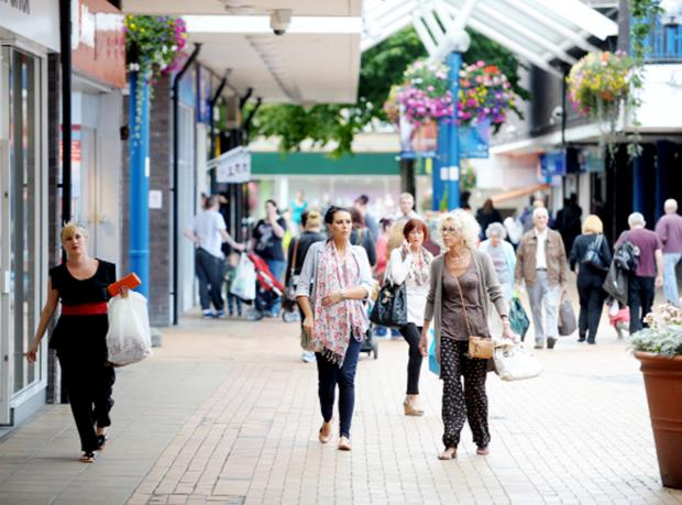 Burnley has visions of becoming a retail hub