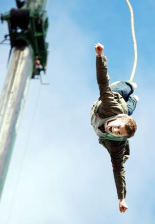 Charity bungee jumping is coming to Darwen town centre