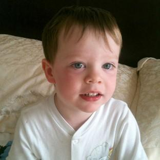 Two-year-old Max Earley died after a series