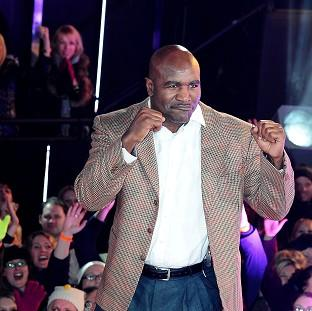 This Is Lancashire: Evander Holyfield is evicted from the Celebrity Big Brother House