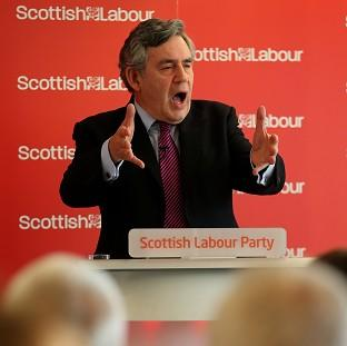 "This Is Lancashire: Former Prime Minister Gordon Brown has called for constitutional reforms to create a ""union for social justice"" in which the UK can pool and share resources for the benefit of all"