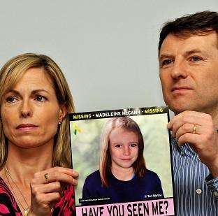 This Is Lancashire: Madeleine McCann's parents Gerry and Kate have welcomed news that UK prosecutors have written to the Portuguese authorities seeking help with the inquiry into the disappearance of their daughter