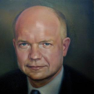 William Hague's portrait cost �4,