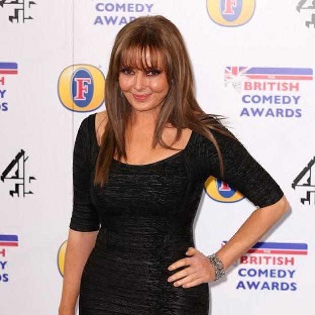 This Is Lancashire: Carol Vorderman says she's off booze for the year