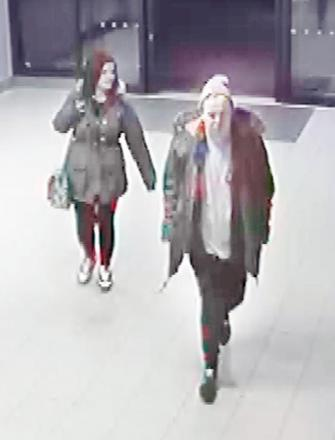 APPEAL: Police would like  to speak to these people
