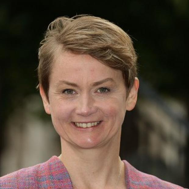 This Is Lancashire: Shadow home secretary Yvette Cooper has called for greater diversity in the police.