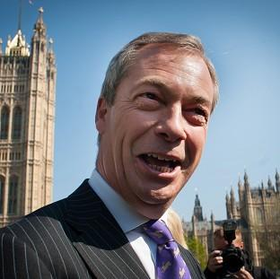 This Is Lancashire: Ukip leader Nigel Farage has pledged a clearout of the 'barmy' element in his party