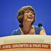 This Is Lancashire: TUC general secretary Frances O'Grady said the chance of having a job has fallen in much of England since 2010