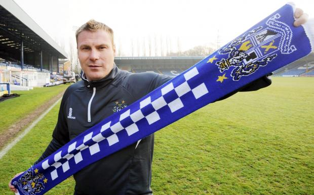 David Flitcroft has signs ex-Manchester City midfielder Andrew Tutte and Rochdale player Jean-Louis Akpro