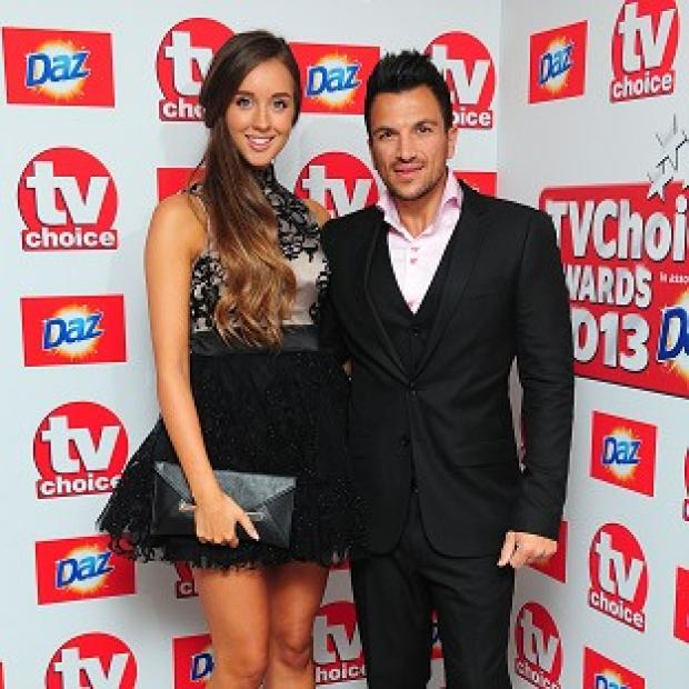 This Is Lancashire: Peter Andre says he's not getting much sleep after becoming a parent again with girlfriend Emily MacDonagh