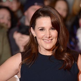 This Is Lancashire: Sam Bailey arriving for the 2014 National Television Awards