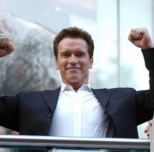 Arnold Schwarzenegger sent a handwritten note to a fan who beat cancer