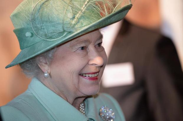 This Is Lancashire: The Queen will visit Blackburn Cathedral and Ewood Park