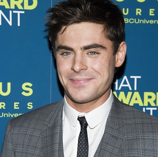 Zac Efron doesn't have a particular type when it comes to girlfriends