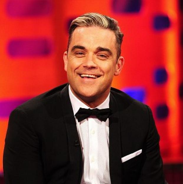 This Is Lancashire: Streets will be named after some of Robbie Williams's most famous songs