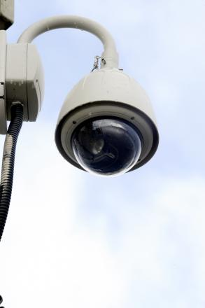 Faulty CCTV cameras did not capture an armed raid after