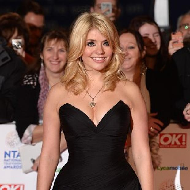 This Is Lancashire: Holly Willoughby is a former host of The Voice