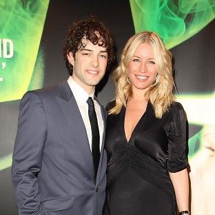 Denise Van Outen and Lee Mead have stayed friends since their split last summer