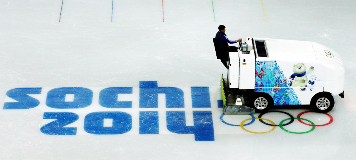Blackburn lecturer prepares Sochi Winter Olympics hospitality